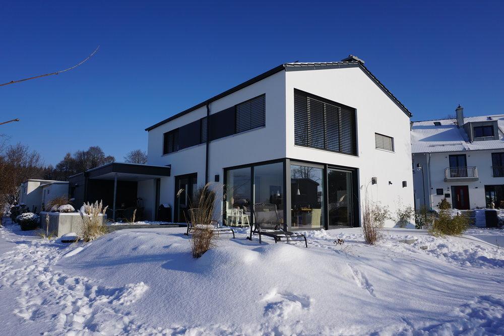 Einfamilienhaus in Ebersberg