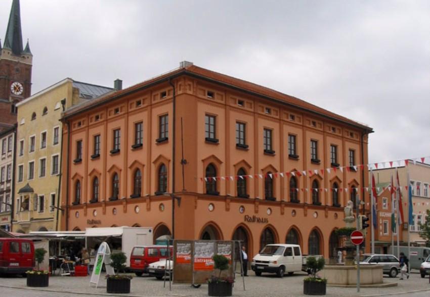 Sanierung Rathäuser Pfarrkirchen
