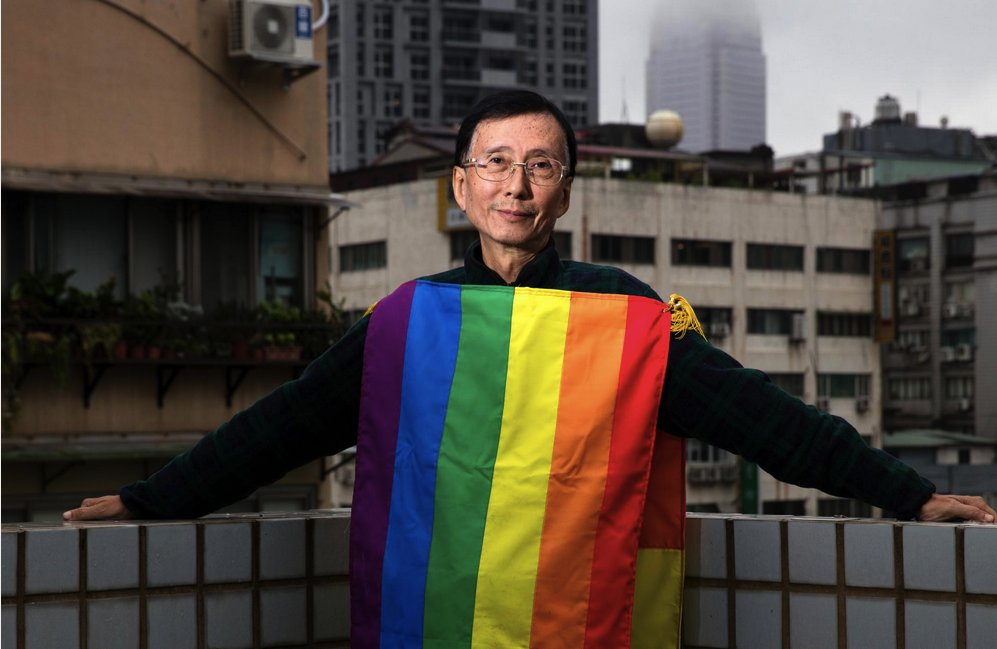 Taiwan's long road to LGBT equality started with one man, Chi Chia-wei. - By Yu Chuan-yeh Translation by Jane Tien
