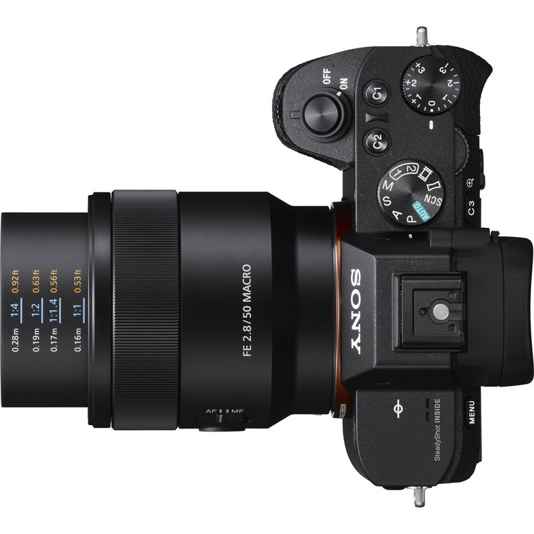 Sony 50mm Macro Lens