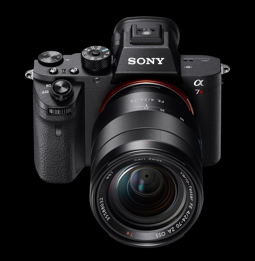 Sony A7RII Photo from Sony PR