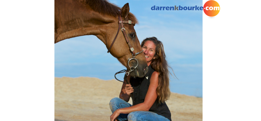 Darren Bourke, Business coach, strong opinions