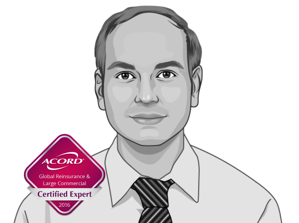 Praveen Nagpal is an ACORD certified expert in Global Reinsurance & Large Commercial as well as being an expert in both design and development  of Blockchain and Smart Contract insurance solutions