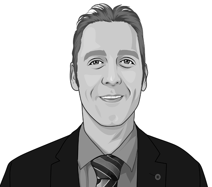 Alistair Dawson  - Senior Developer