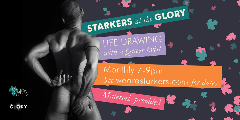 Starkers at The Glory