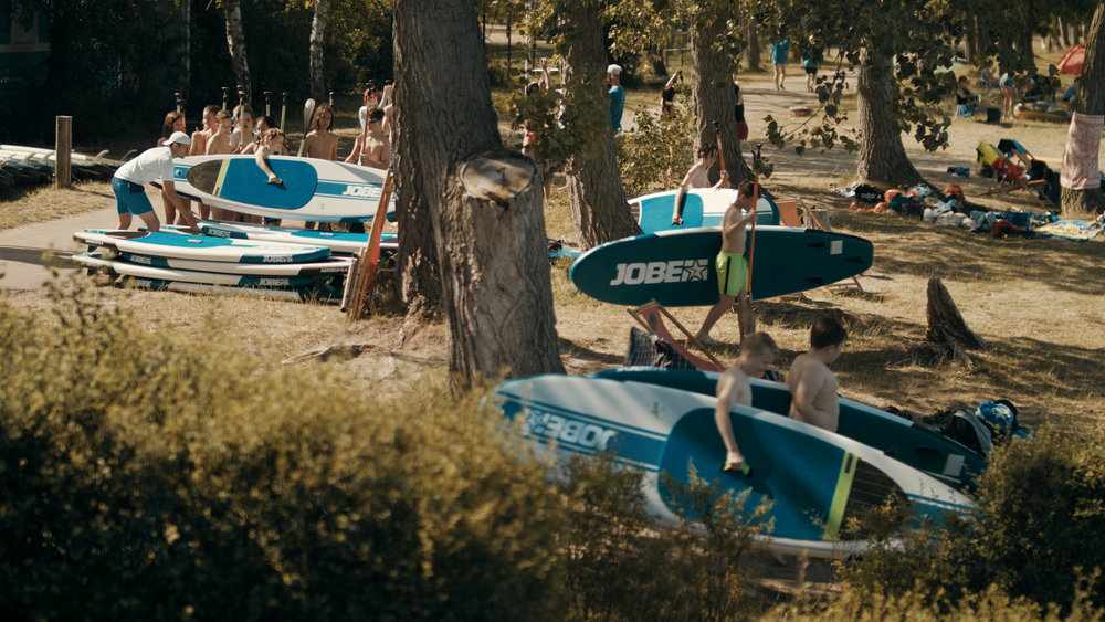 SUP Spaß & Action! -