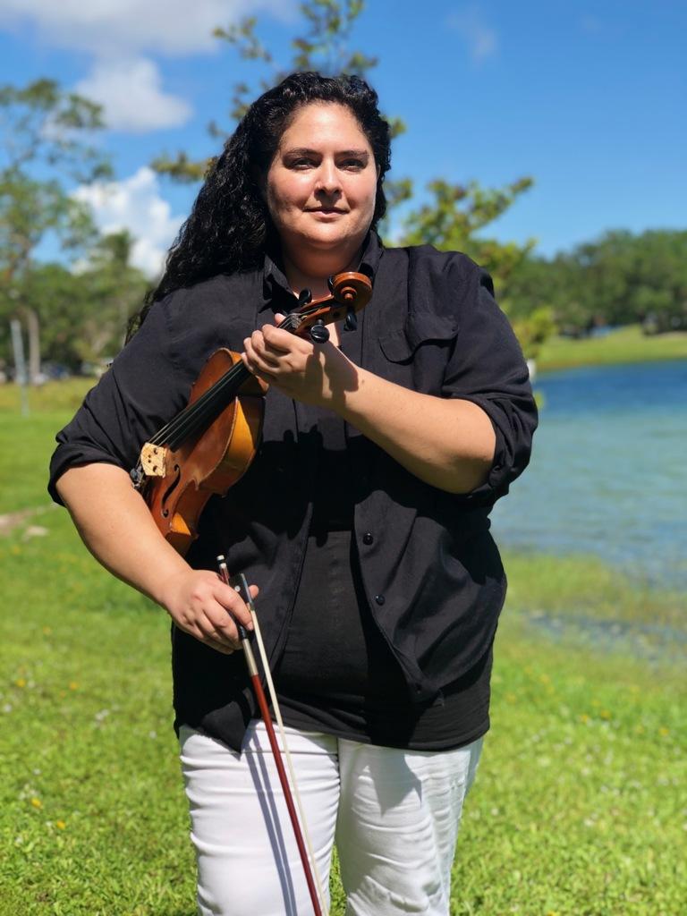 Deborah Anselma -2nd Violin
