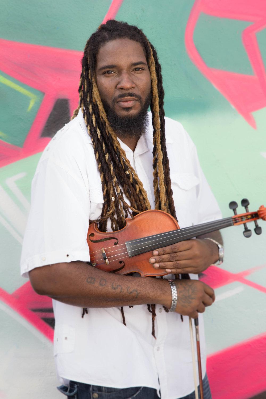 Derrick Strobrige - 2nd Violin