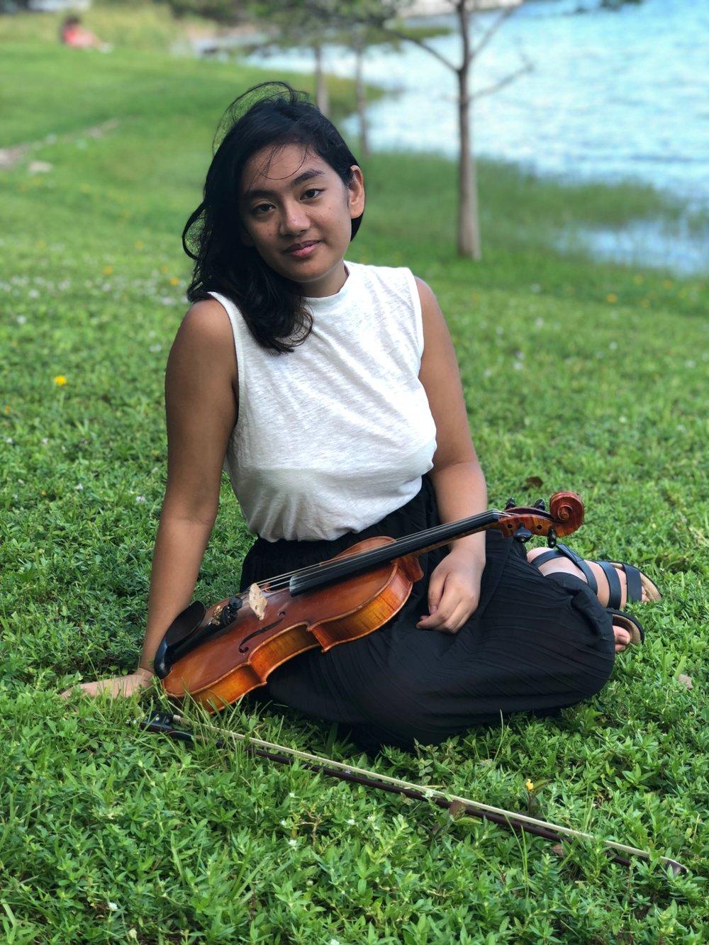 Anastasia Sion - 1st Violin