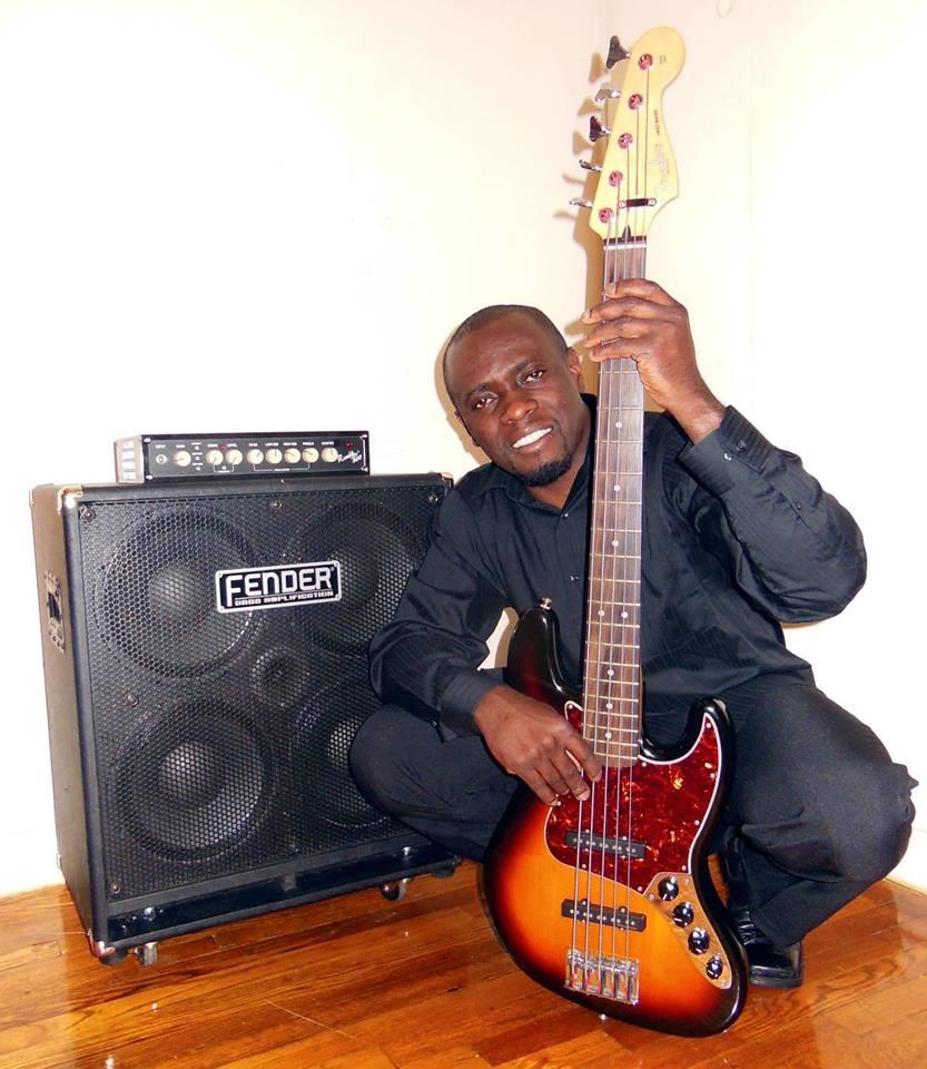 """Mark """"Bassie"""" McKensie - Bass Guitar"""
