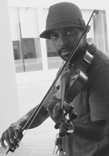 Tyler Jordan - 1st Violin