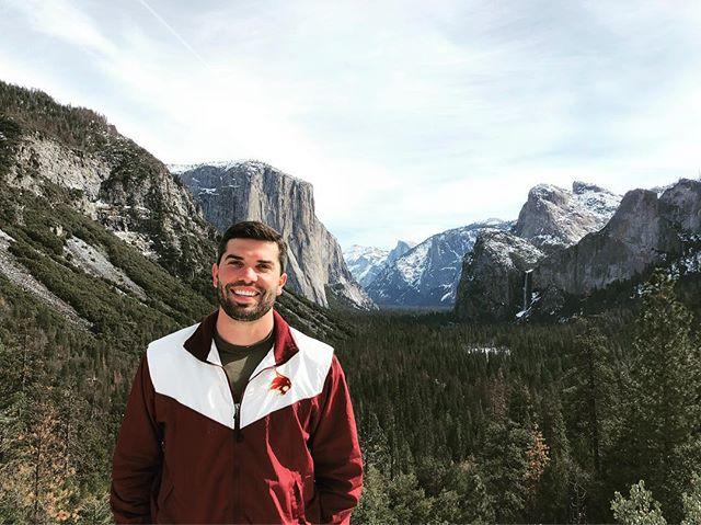 Yosemite National Park on Day 7