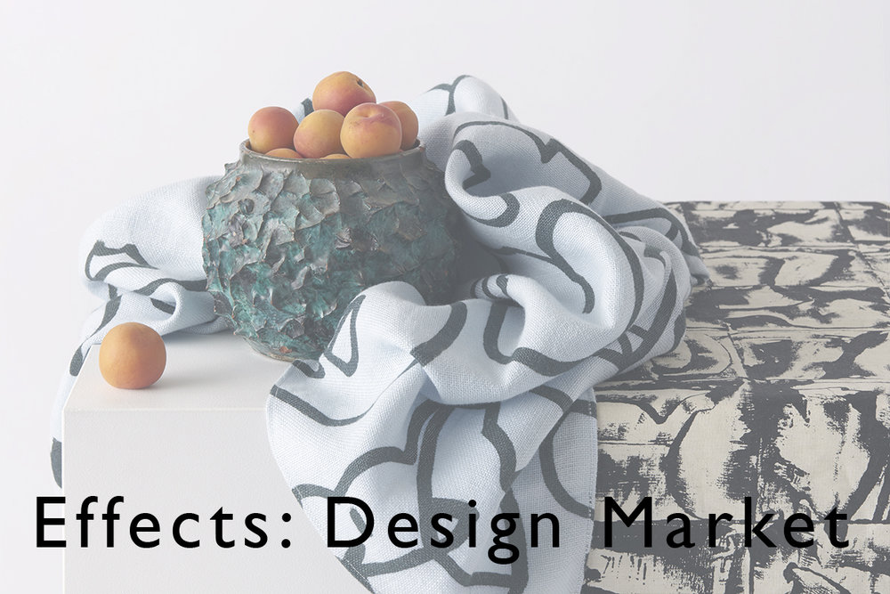 Effects : Design Market - October 2018Founded in 2017 by Rebecca Carr and John Hollington, Effects is a modern market for designers by designers, and aims to showcase established and emerging talent from across the UK, and from a range of industries.With an emphasis on sustainable design and thoughtful fabrication, work ranges from lighting, furniture and homewares, through to ceramics, jewellery and textiles. The show aims to bring to a wide audience; thoughtful, quality, sustainable design with beauty and longevityCastlegate, York