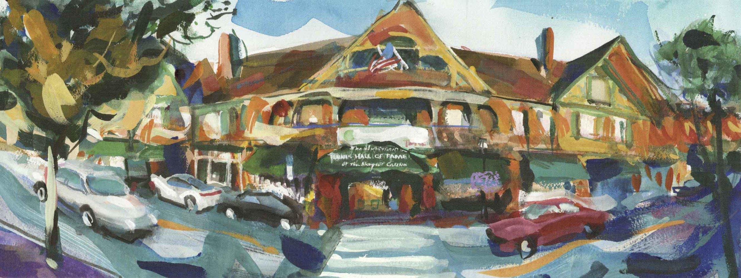 Watercolors William Heydt
