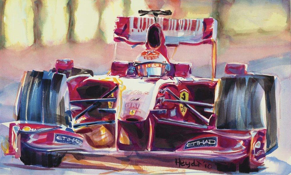 Ferrari '09