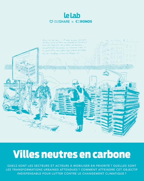 Responsables de plus de 70 % des émissions en carbone chaque année, les villes sont une des clés pour répondre au défi du changement climatique. Pour atteindre une neutralité carbone, les villes ainsi que leurs partenaires publics et privés doivent se mobiliser dès maintenant. La question d'une possible neutralité carbone, appliquée aux villes, doit être posée à la fois sur le plan technique et sur le plan socio-politique.