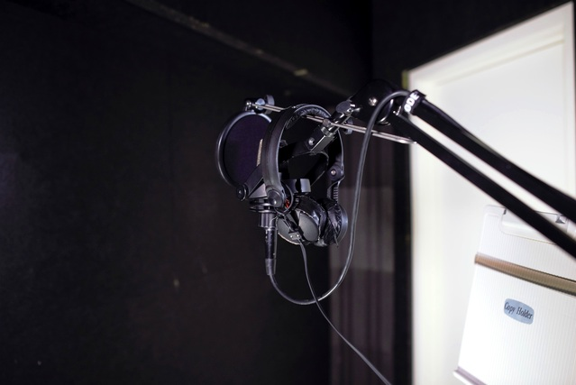Come and visit our speak studio facilities and let us know how we can help you