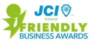 We  are absolutely over the moon to have been named the winner of the Customer Care category for the  JCI Galway Friendly Business Awards 2018.