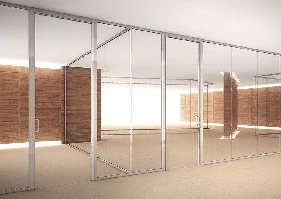 Glass Partitions