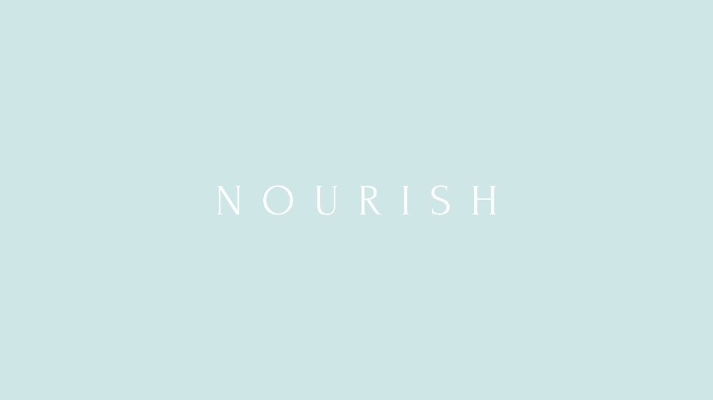 Logotype for Nourish