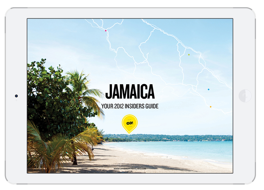 App designed and developed for Caribbean Travel + Life magazine in 2012.