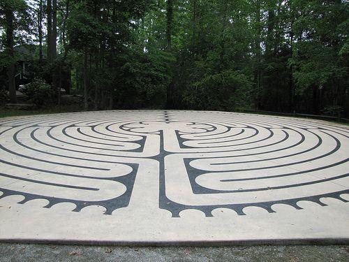 Kanuga Labyrinth