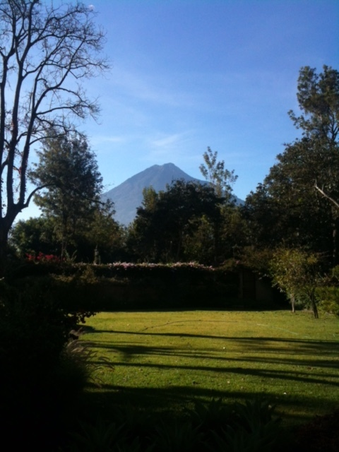Volcano Antigua Guatemala