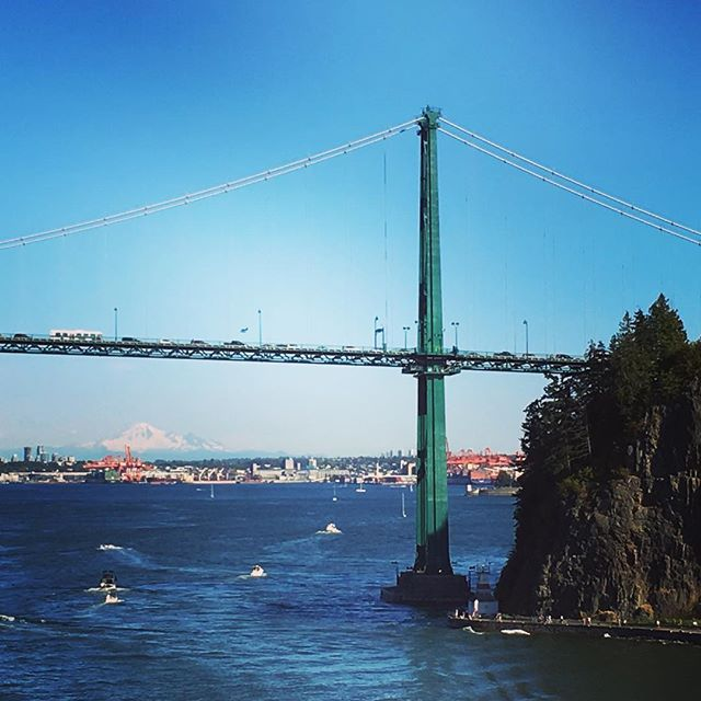 Last year sailing out of Vancouver. The beautiful Lions Gate Bridge! Do you have a thing for gorgeous bridges? What are some of the most spectacular ones you've seen? . . . . .  #travel #lovetotravel  #travelgram #traveling #travelingcouple #travelblog  #traveltheworld #wanderlust #traveladdict #letslivethere #weloveithere  #instagood  #photooftheday  #boomertravelers  #babyboomertravel #boomertravel #travelwithme #worldexplorer #travelat60 #over60travel #explore #iamtb #travelover60 #seeingtheworld #kewlcaptures #seniortravel #lionsgatebridge #vancouver #explorecanada #beautifulcanada