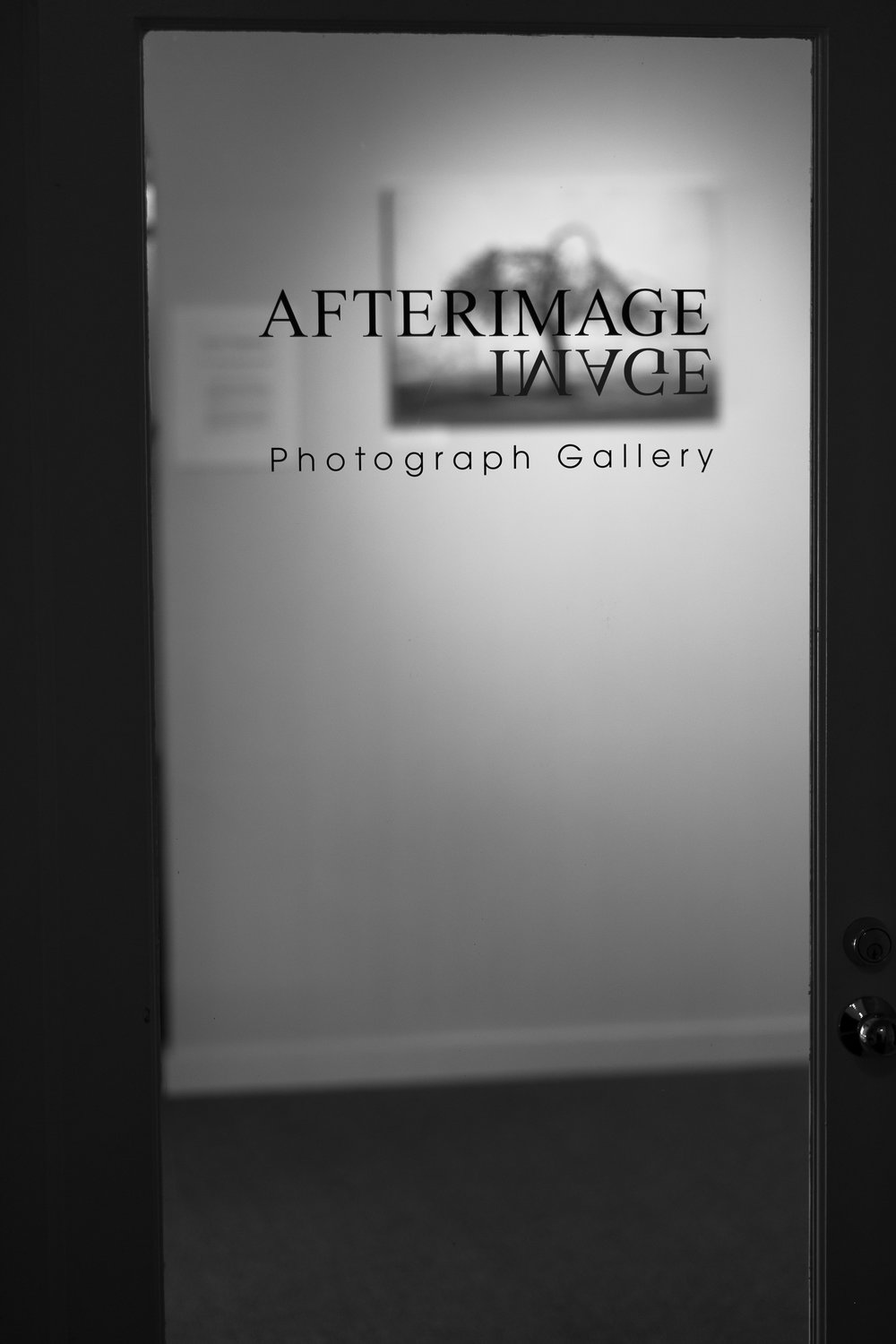 AFTERIMAGE GALLERY, Inc. 2613B Fairmount Street Dallas, TX 75201    Phone: (214) 871-9140 Hours: 10:00 a.m. to 5:00 p.m., Monday-Saturday