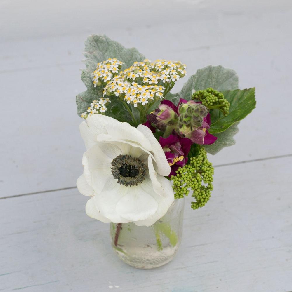 Farm Fresh Mini Bouquet — Tiny Acre Farms