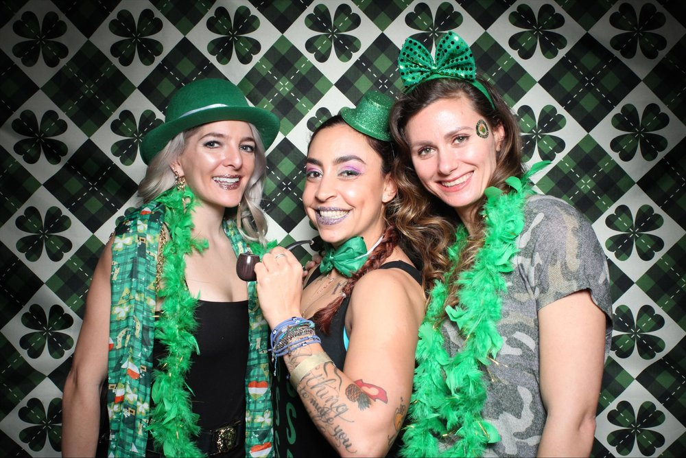 MEIER GROUP ST. PATS PARTY