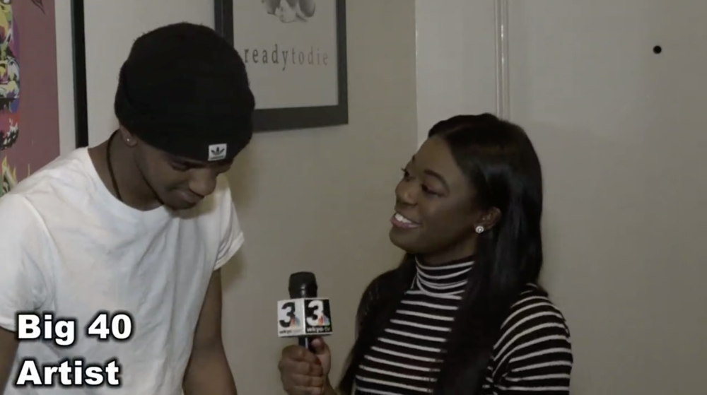 UMS Correspondent Kierra Cotton Talks with Big40 - Author: Kierra Cotton