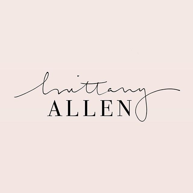 Over the past 4 years, I have loved every minute of being able to design pieces that fill jewelry boxes all over under the brand name TEE. - But, with a new year approaching and some super fun growth and plans in the pipeline - I have decided to re-brand my line to something more personal and I couldn't be more excited so share the news with you!! Starting Monday our new handle will officially be @brittanyallenjewelry. - AND on top of that - we have a brand new retail and wholesale website launching at the end of the month! Can I get a WHOOT WHOOT!! I am so excited for what the end of 2018 and the start of 2019 have in store! ✨ - #weareonthemove #rebranding #newplansintheworks #soexcited #wehavethebestcustomers #funthingscoming