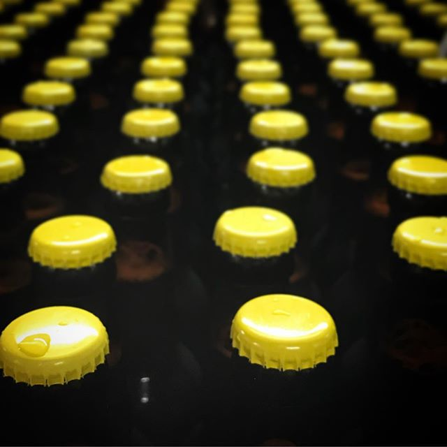 Smoke & Mirrors - IPA - Bottling