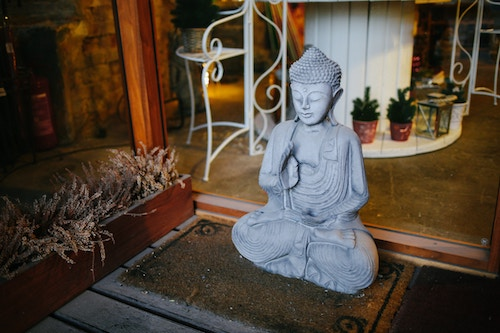 Statues - The natural habitat of a cool statue is at your health enthusiast home. Next time you are invited over have a look around, and you are sure to find a few sprinkled around. The good thing about it is that you can always add to the collection and stake a claim in the pantheon of their trinkets. Etsy is an easy place to find statues, babbles, and other items of interest.