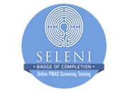 Seleni badge of completion