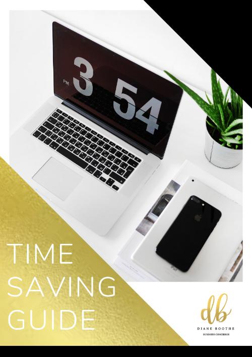 time-saving guide