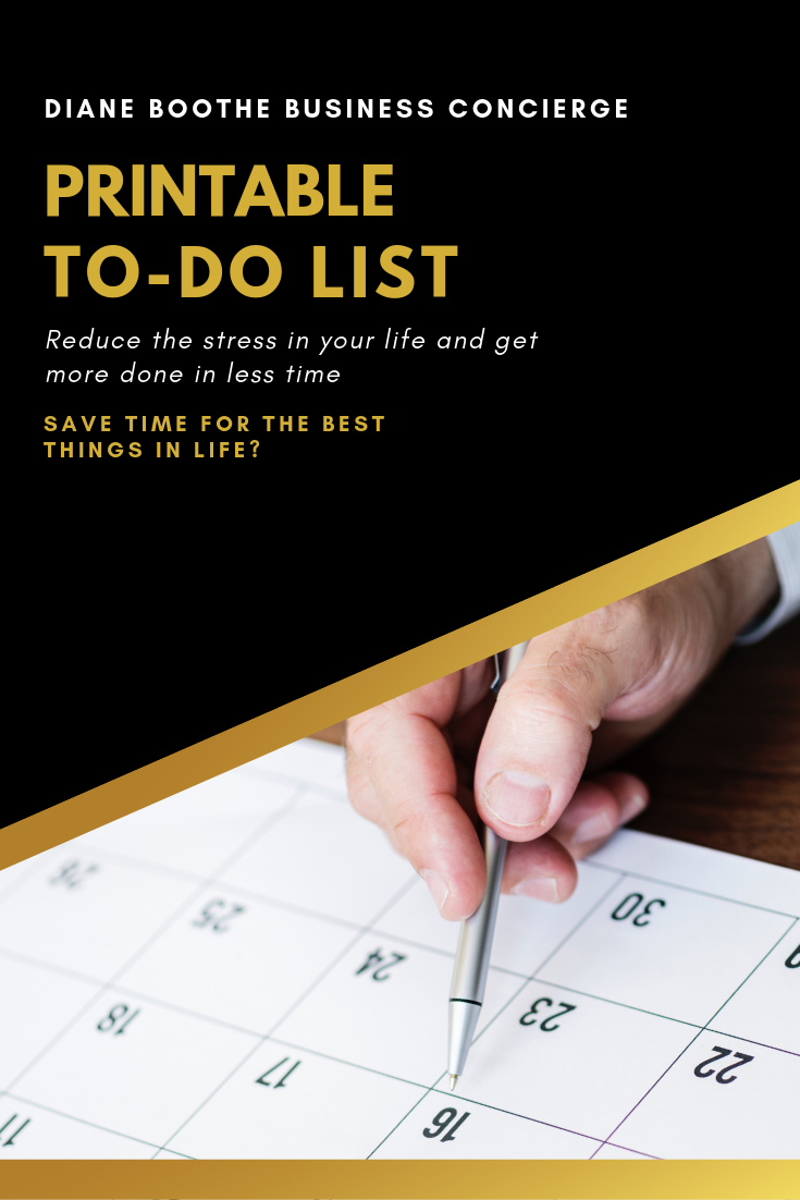 Would you like to reduce the stress in your life and get more done in less time?Would you like to save time for the best things in life? -