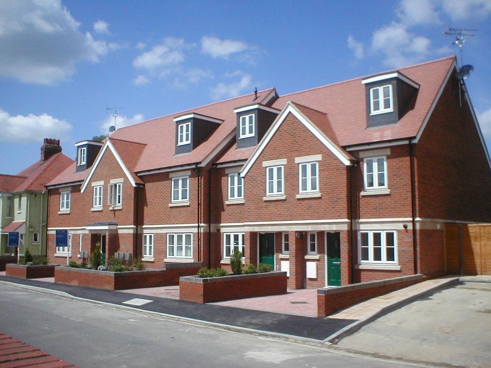 property cohort new builds
