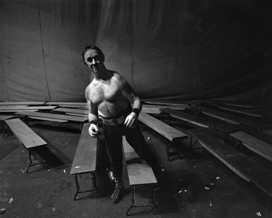 Arco, Winships Mini-circus, 1971