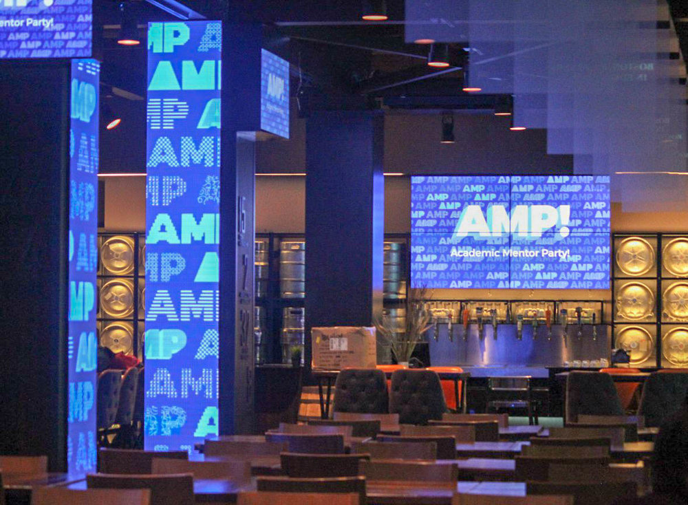 AMP Event Photos Branding Space