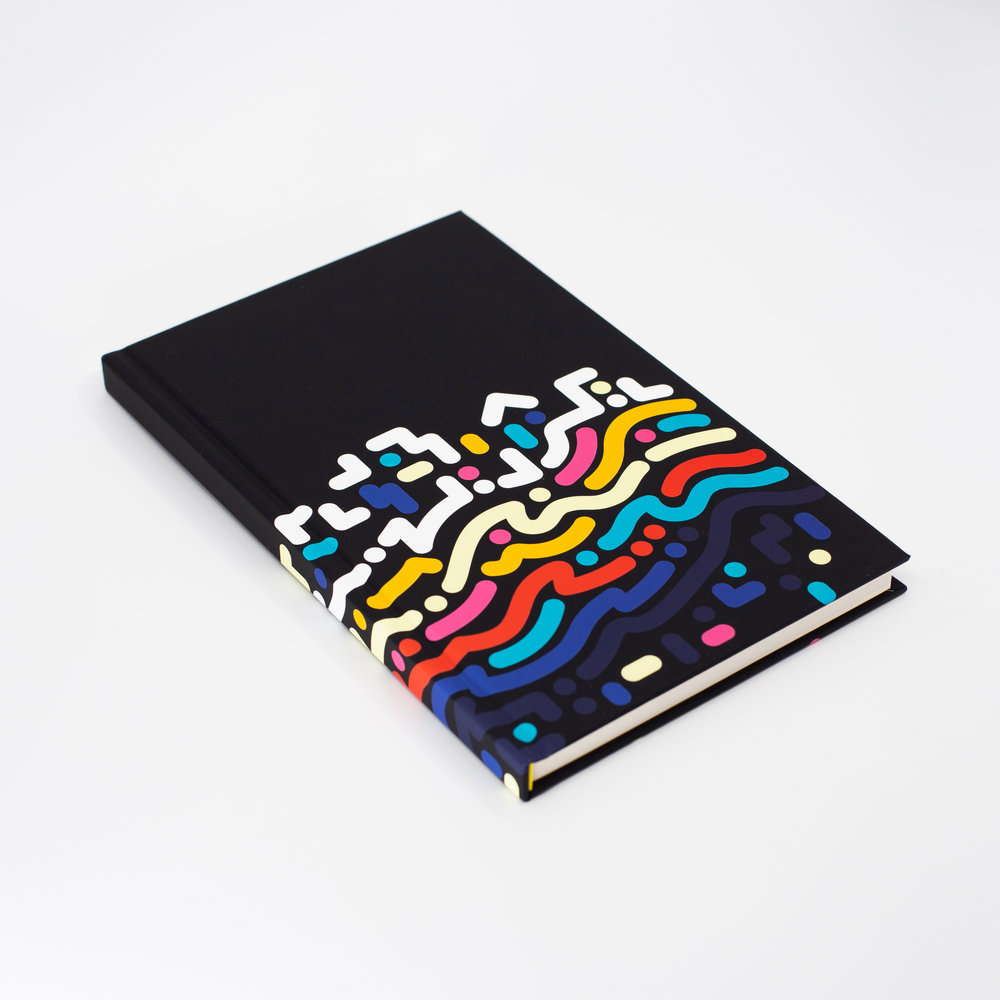 L7 Hotel x Yoon Hyup. Limited edition 2019 Diary.