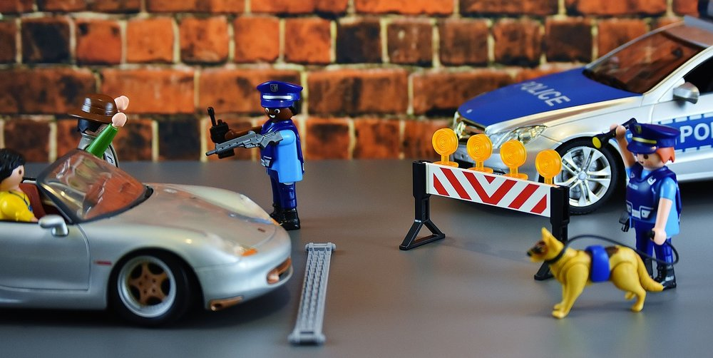 When can the Police search your car? — The Garrett Law Firm