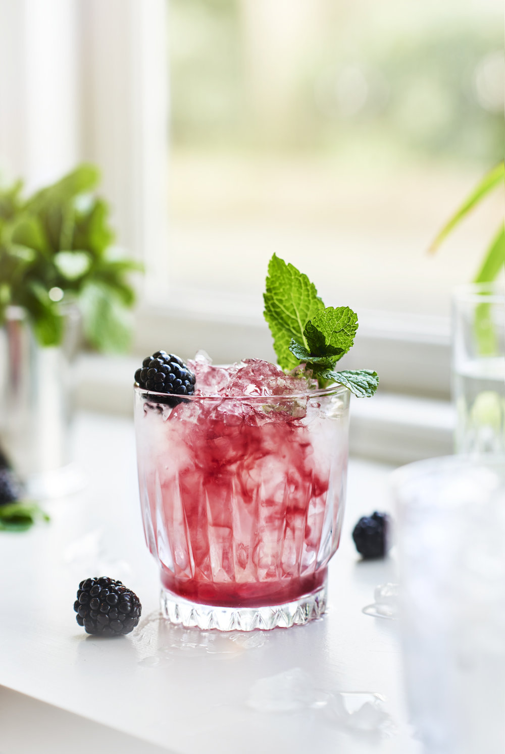 BRAMBLE COCKTAIL -