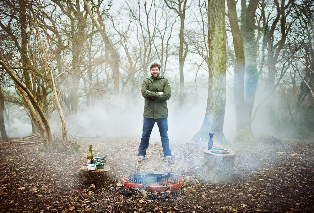 FIRE - WILD COOKING WITH FREDDY BIRD