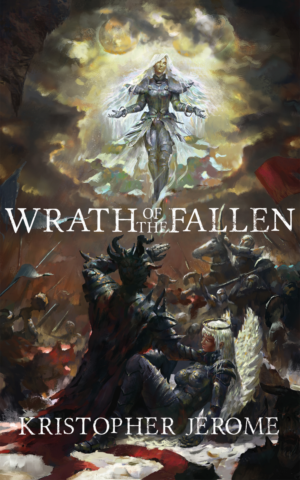 WRATH OF THE FALLEN by Kristopher Jerome