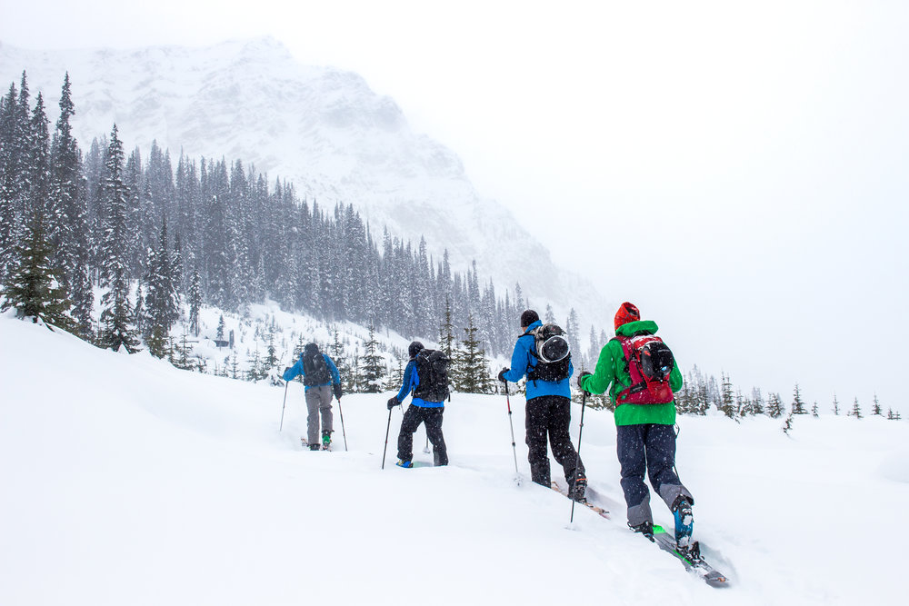 Winter Ski Touring