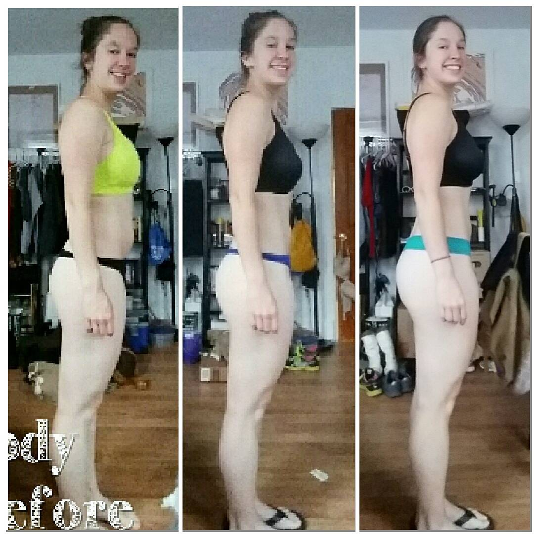 Bikini Body Guide Progress Photos