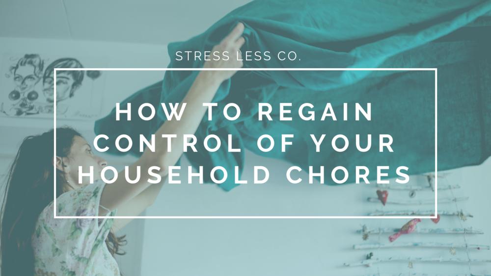 Blog — Stress Less Co