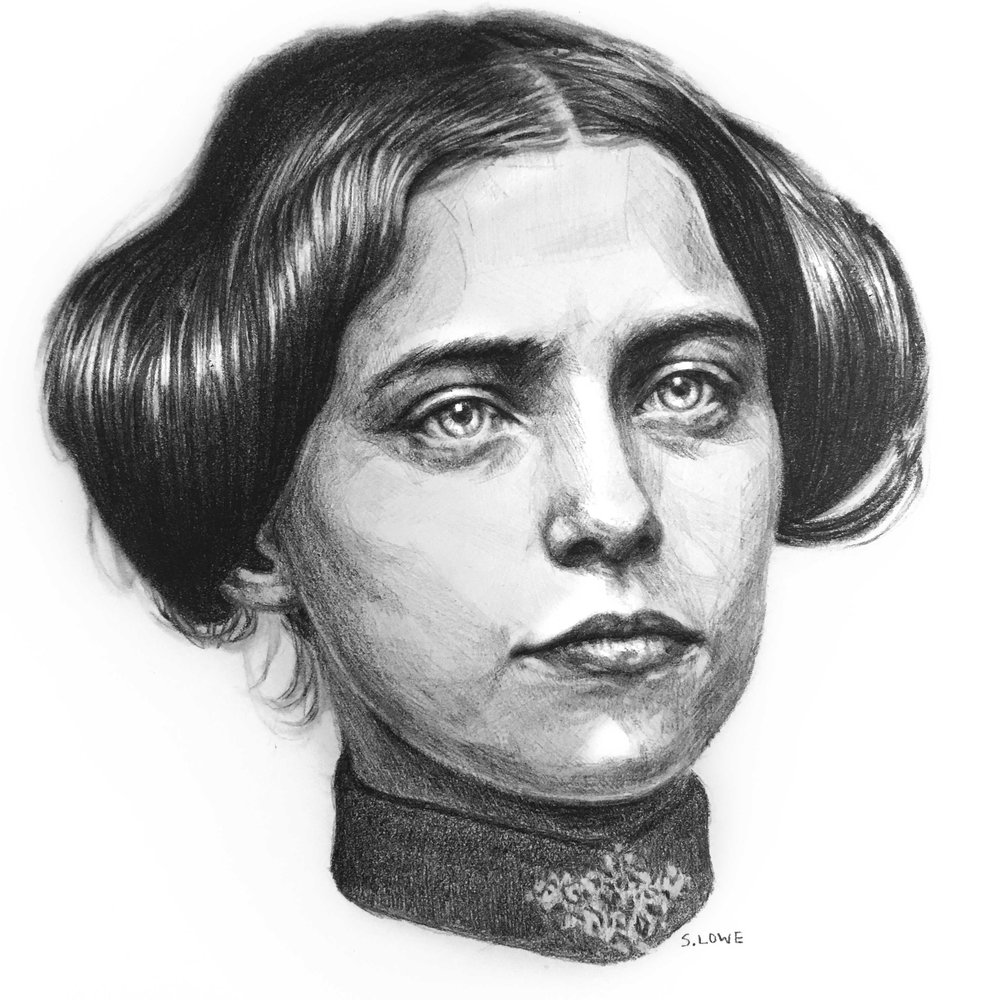 Portrait of a Woman c. 1856